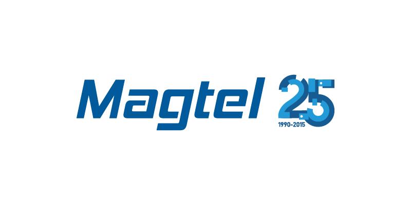 Magtel cumple 25 años