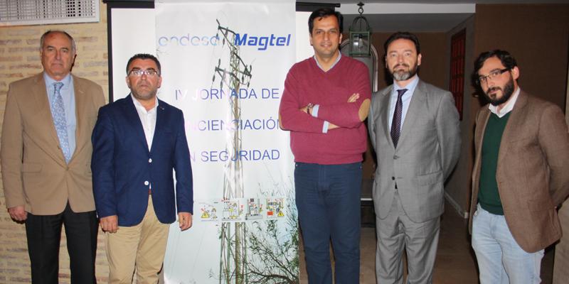 """Magtel y Endesa celebran su """"IV Jornada sobre Seguridad Laboral"""""""