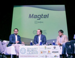 David Díaz participa en Smart Rural Land