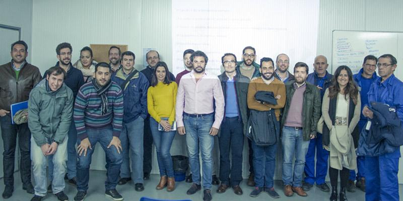 """Más de 180 profesionales de Magtel participan en el curso """"Mejorando la experiencia del cliente"""""""