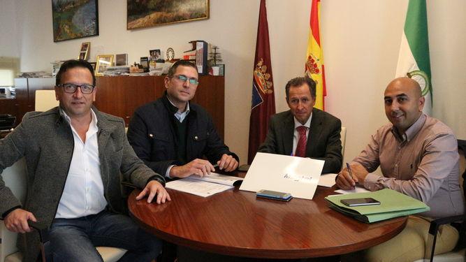 Fundación Magtel trabajará con el Ayuntamiento de Chiclana en la formación de 20 técnicos instaladores de Fibra Óptica Hasta el Hogar