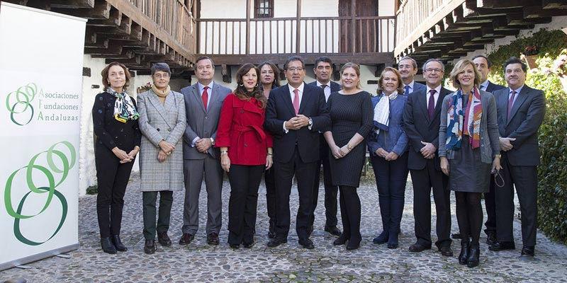 Fundación Magtel acoge la Junta Directiva de las Asociaciones y Fundaciones Andaluzas (AFA) con la colaboración del Ayuntamiento de Córdoba