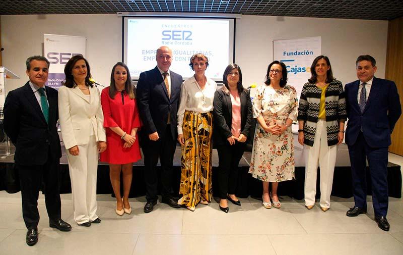 Magtel expone su experiencia en la implantación de Planes de Igualdad en los Encuentros SER de Radio Córdoba